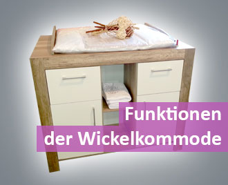 Wickelkommode-Funktion