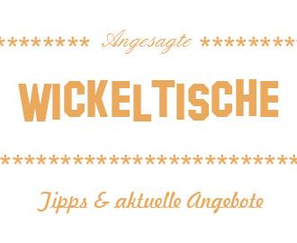 Wickeltisch-Tipps-Angebote