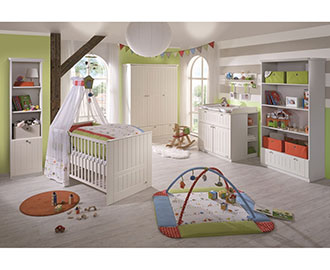 Dream World 2 von Roba – Kinderzimmer Komplett-Set