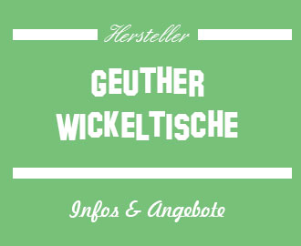 Geuther-Wickeltische