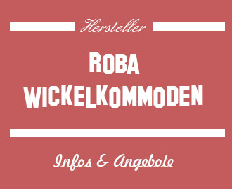 Roba-Wickelkommoden
