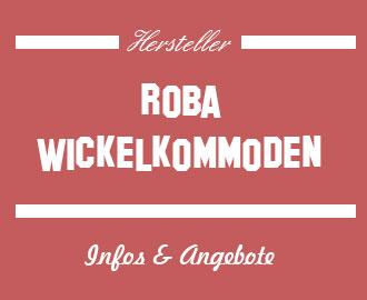 Roba-Wickelkommoden