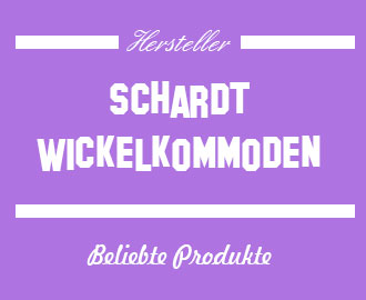 Schardt-Wickelkommoden